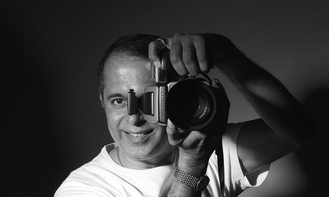 Working With Photographer Hemant Medhi