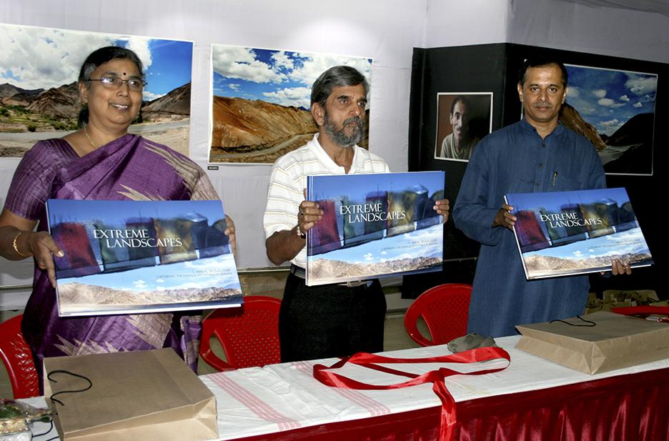 Exhibition: Extreme Landscapes of Ladakh