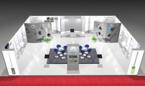 GIC Exhibition Stall Designing