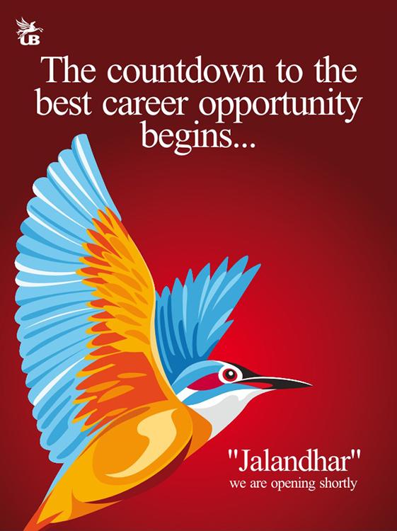 Kingfisher Training Academy Campaign