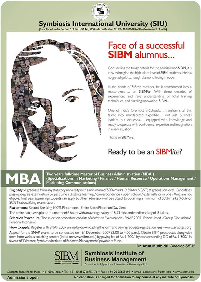 SIBM Ad